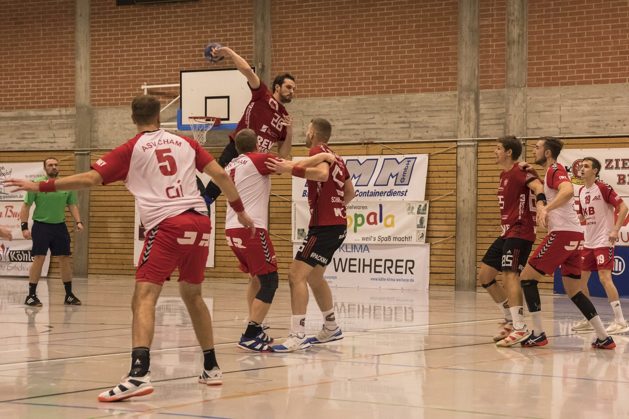 Handball Mainburg